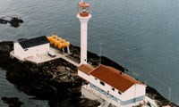 Lighthouse restored with CHIC Liquid Vinyl